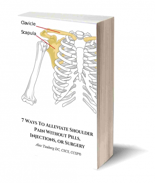 shoulder pain ebook for Pittsburgh