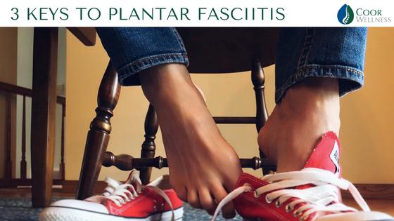 Plantar Fasciitis Keys